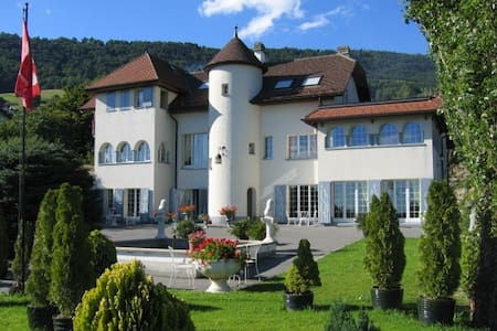 Suite à Villars-Burquin - Yverdon - Villars-Burquin
