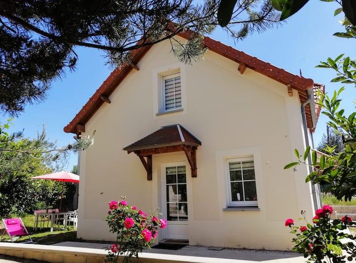 Gîte de l'Alisier - Joli duplex à Rambouillet -