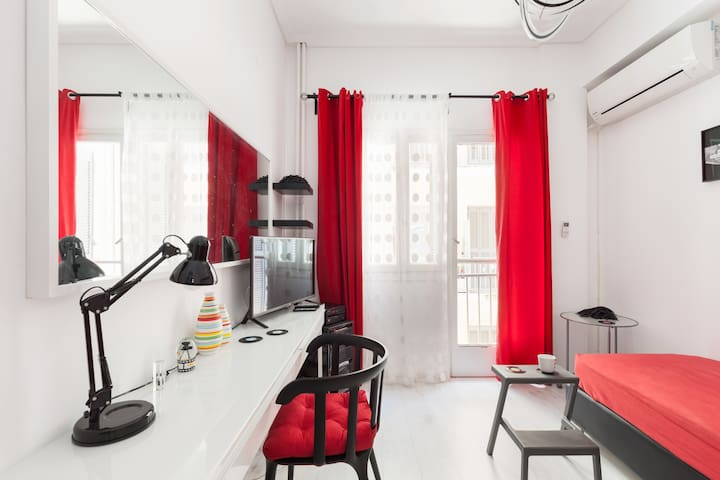 Contemporary Flat in Central Athens - Zografou
