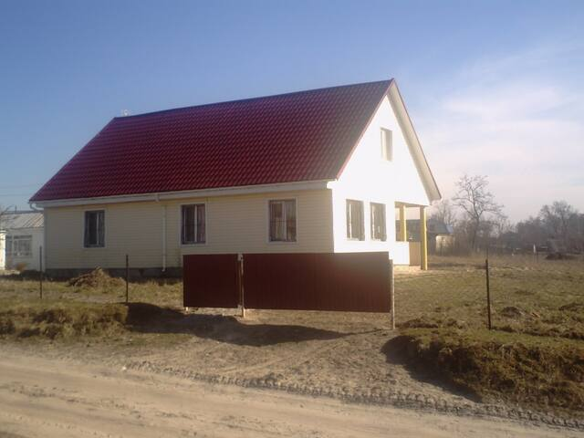 Сдам дом возле Канева(7 км.) - Liplyave - Talo