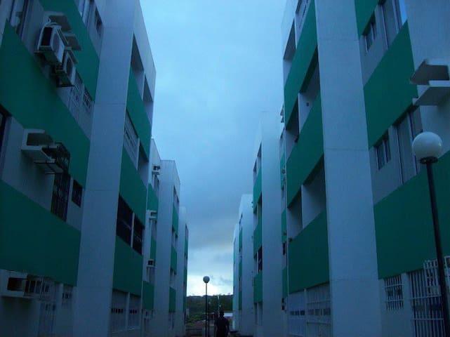 APARTAMENTO PARA CARNAVAL EM RECIFE - são lourenço da mata - Apartamento