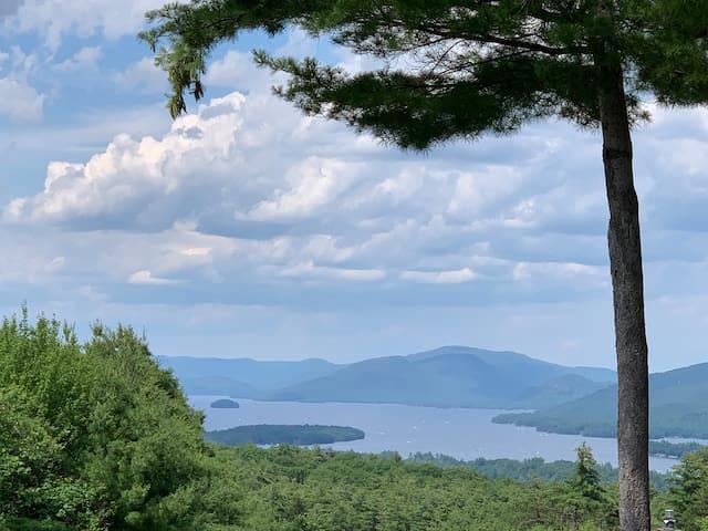 Meant To Be @Lake George -Views! Views! Views!