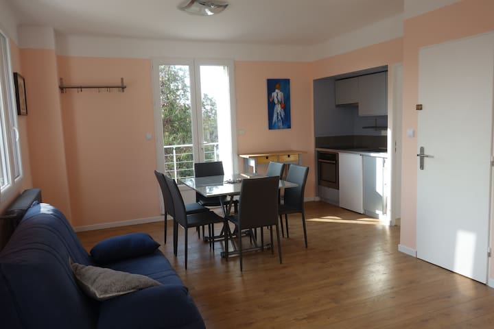 Studio with terasse and car park - Aix-en-Provence - Appartement