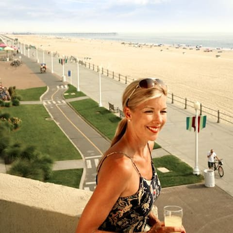 Ground Floor Resort timeshare on the Boardwalk!