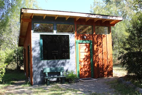 Casa Rural Dalia: Hermosa Cabaña Wifi-parking