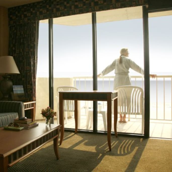 Boardwalk Apartments: Resort Timeshare On The Boardwalk!