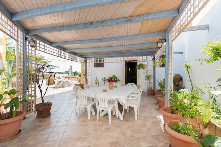 Amazing traditional home! - Lachania - Loma-asunto