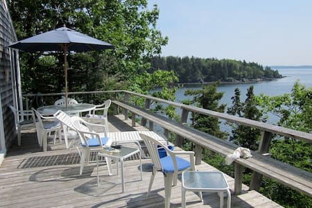 Magical Maine Private Retreat - Islesboro - Huis