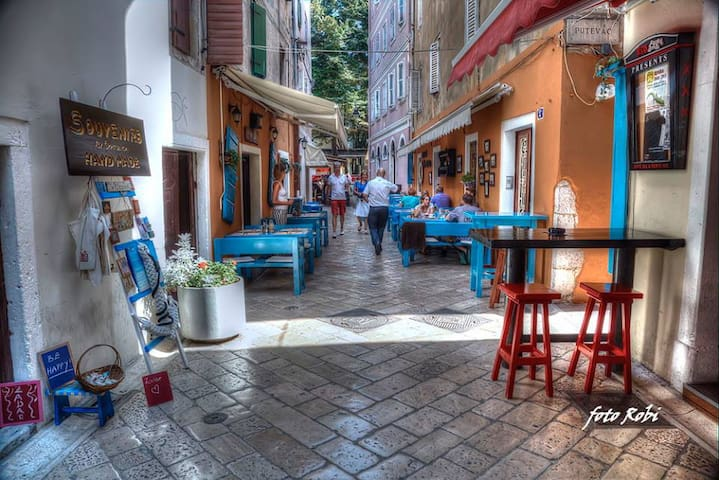 Zadar cafes & restaurants
