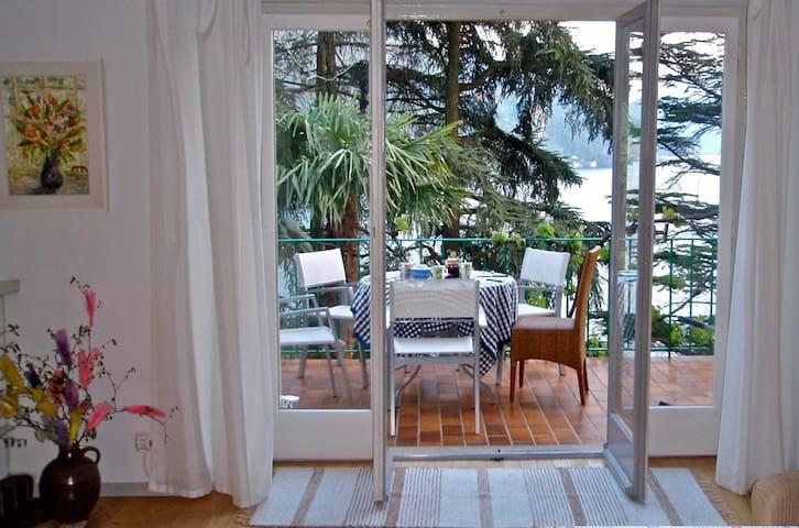 casa piccolina castagnola - Lugano - Leilighet