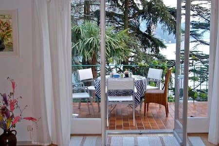 casa piccolina castagnola - Lugano - Departamento