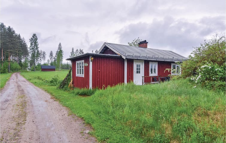 Holiday cottage with 1 bedroom on 38 m² in Torsby