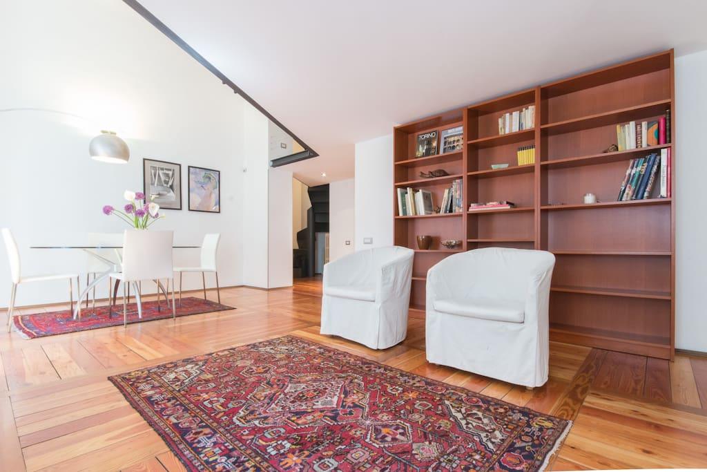 Soggiorno - Lliving room