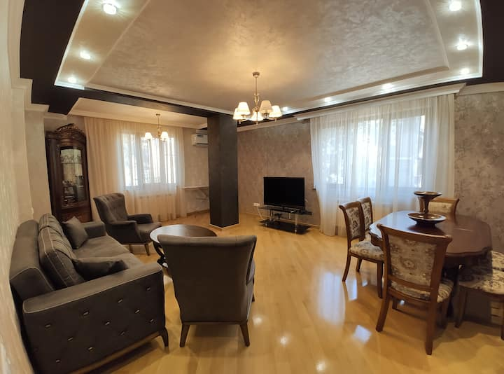 Luxury apartment at the center of the city