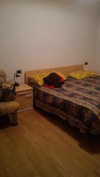 camera da letto matrimoniale - double room 11 sqm