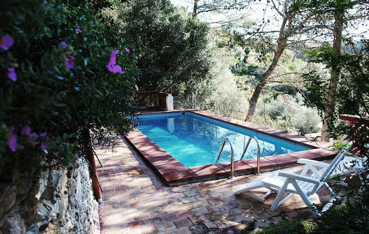 Mountain Finca with Pool