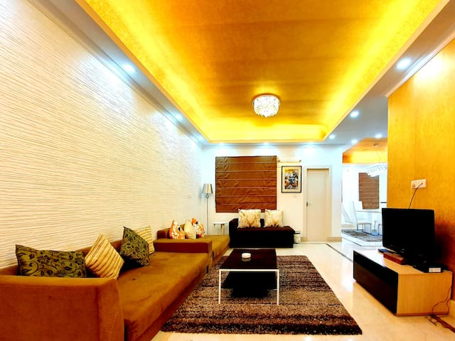 Urban Retreat: Premium 2 BHK Pent House by EHS