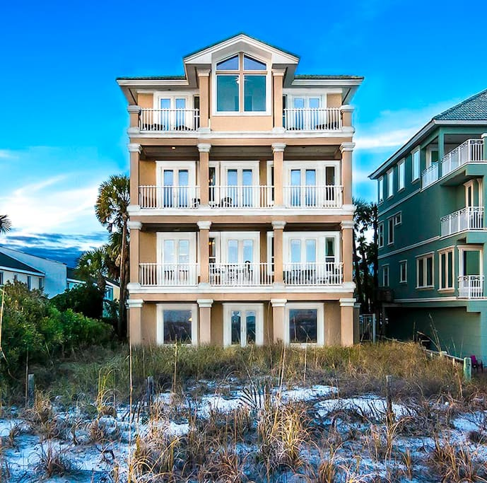destin sandprint beach house houses for rent in destin florida