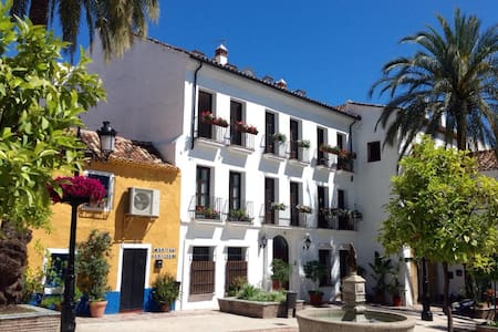 Best Place in Marbella Old Town