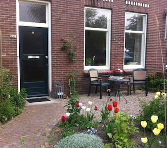 cosy house near city and beach 1 - Middelburg