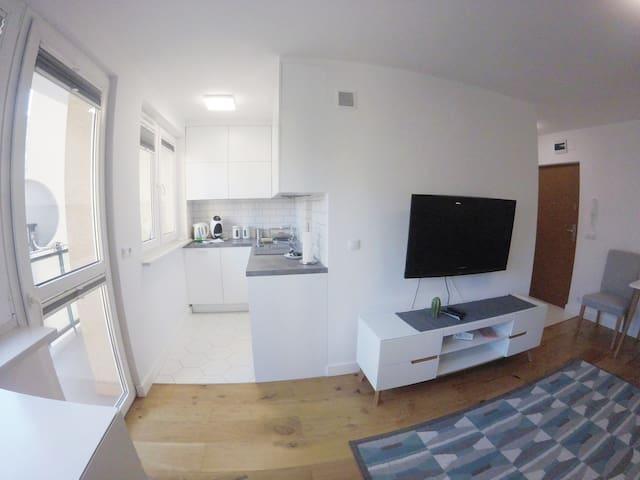 Srodmiescie Wiejska luxury apartment - by Sheraton