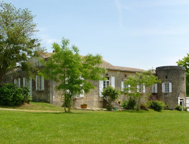 Domaine Haras de la Tour - Lamothe-Landerron - Vacation home