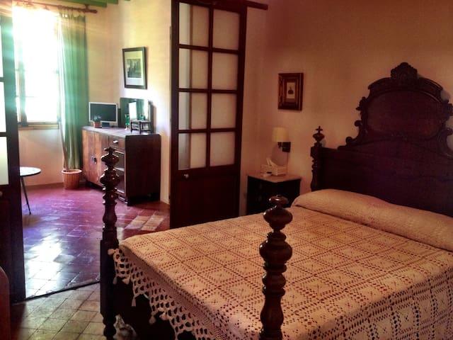 Room+private living room in Center  - Palma de Mallorca - Huis