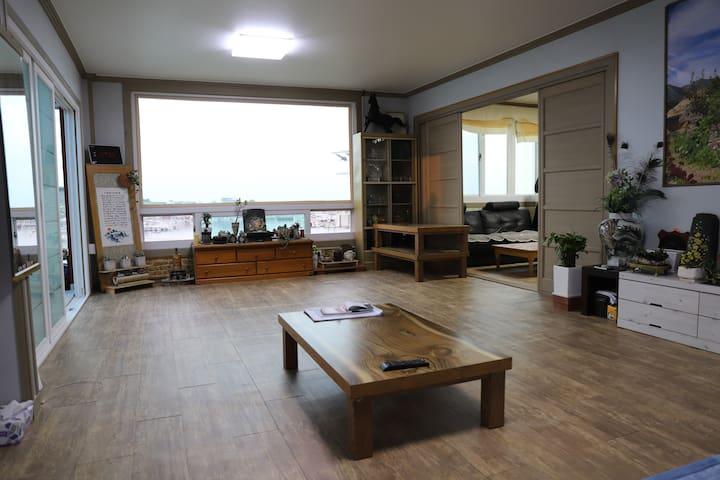 구룡포 더조은수산펜션 전망좋은 주택형숙소 야경,관광,먹거리 추천 드립니다.