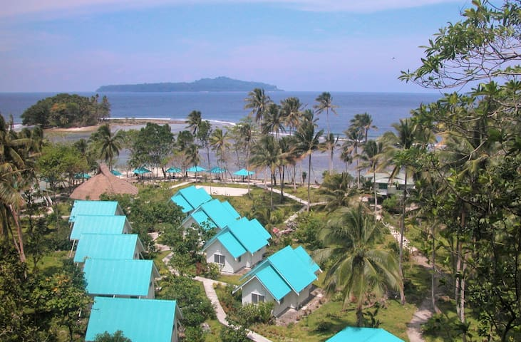 Castaway Beach Resort , PO box1817 Honiara Solomon - Dormitori compartit