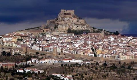 Apartamento con vistas en Morella