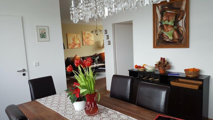 Spacious Apartment, Central Location, Amazing View - Bad Homburg vor der Höhe