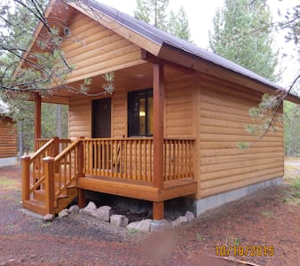 Guest Cabin near Yellowstone Park - Island Park - Cottage