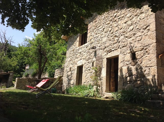 Maison de vacances en Ardèche - Burzet - Casa