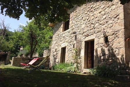 Maison de vacances en Ardèche - Burzet