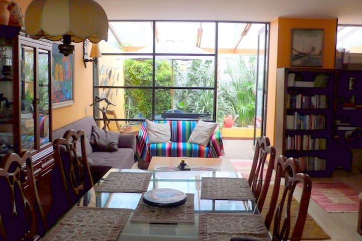 Casa Guadalupe, sharing in Chia! - Bogotà - Casa