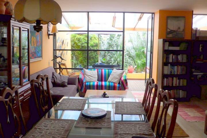 Casa Guadalupe, sharing in Chia! - Bogota - House