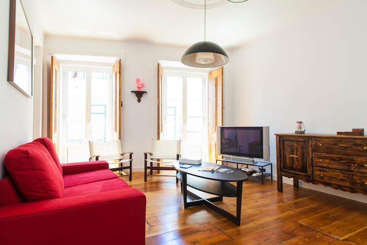 Esperança AP - 2 Bedroom  - Lisbon - Apartment