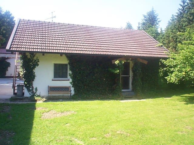 small house, 50 sqm for rent - Kirchdorf am Inn - Huis