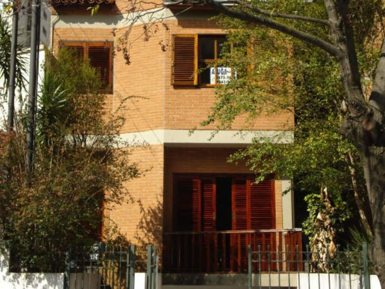 fachada da residencia