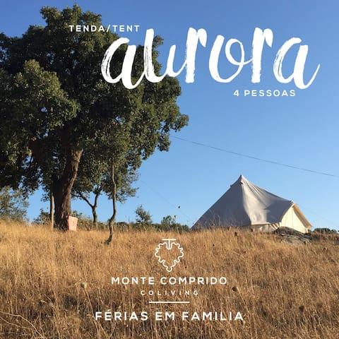 Monte Comprido - Tenda Aurora - Glamping Familiar