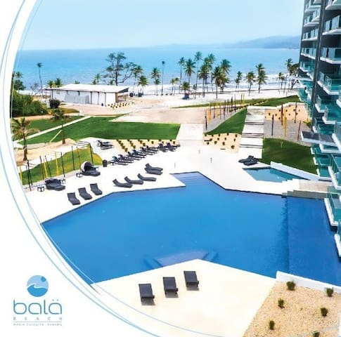 Caribbean Bala Beach Resort - Maria Chiquita - Appartement