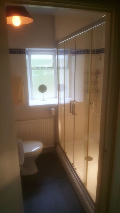 Shared shower room