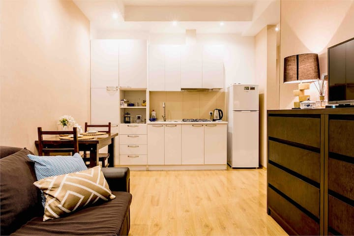 Modern apartment in the center of Tbilisi