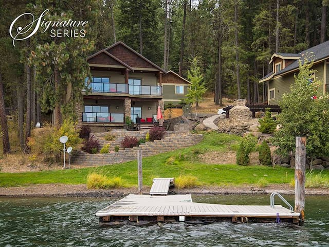 Windy Bay Retreat - Worley - Haus