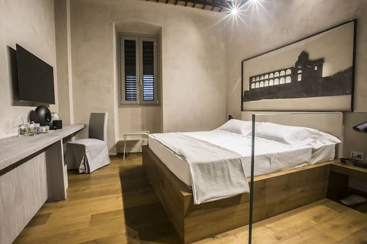 Edward Rooms & Wellness - Monastero Standard Room