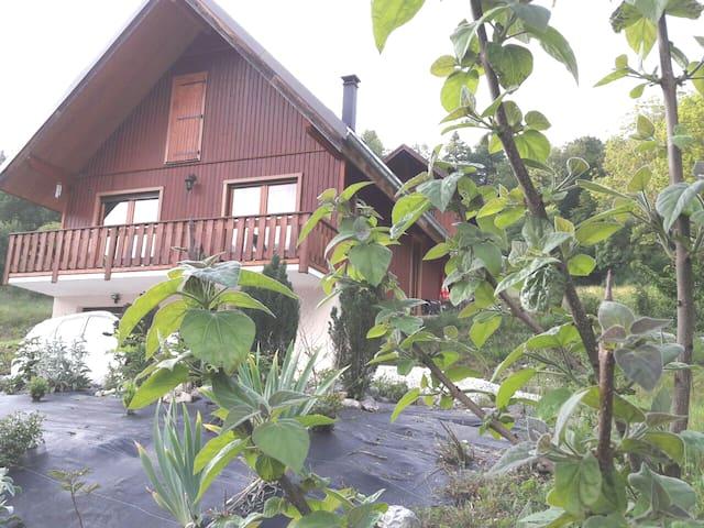 Chalet of Lake Annecy- Rhône-Alpes