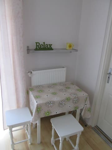 Cosy apartment with garden in a quiet area - Szeged