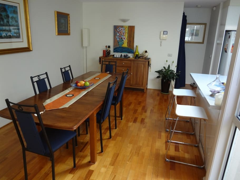 Dining Table x6
