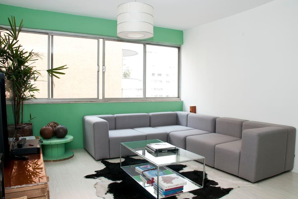 Stylish Apartment in Itaim Bibi