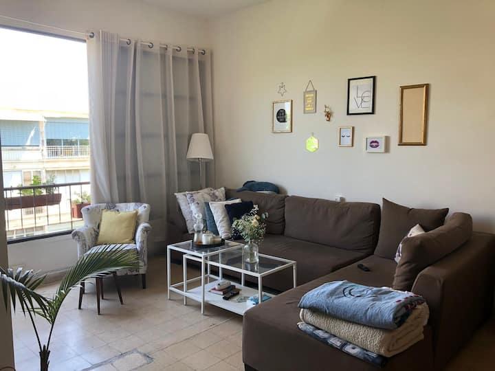 Beautiful 3 bedroom apartment in Tel Aviv
